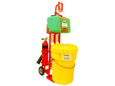 Relocatable SafeEquip Safety Stations
