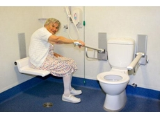 Shower and toilet facilities for aged care facilities