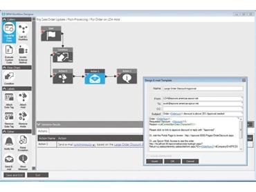Business Process Management Workflow Designer
