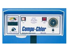 Compu-chlor salt chlorinators