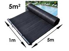 Solar pool heating kits available from epools