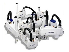 Epson offers over 36 different models of its new E2 SCARA robots