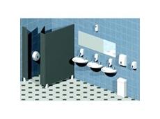 Modular washroom range