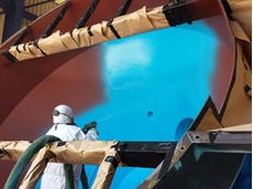 Erabond primer preventing corrosion on metal substrates