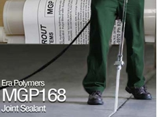 MGP168 joint sealant is formulated for quick adhesion to prepared concrete