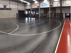 TAC AFL sports floor