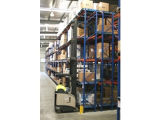 SafetyLock heavy duty pallet racking system