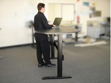 New Motiondesk Electric Height Adjustable Desks from Ergomotion