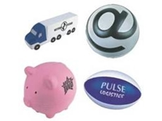 various shapes of anti-stress products