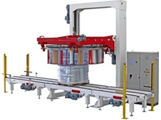 Atlanta Omega stretch wrapping machine