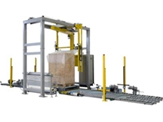 Atlanta Revolution Rotary Arm stretch wrapping machine