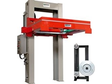 Messersi OR60 horizontal automatic strapping machine