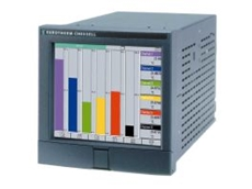 Eurotherm Chessell's 6-channel recorder.