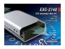 Compact PC with scalable ETX CPU core