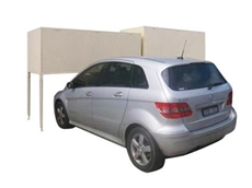 Over Bonnet Box - Car park storage systems