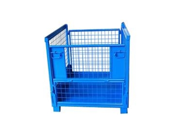 Durable Steel Storage Cages for Demanding Applications