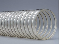 FoodFlex AS anti static flexible ducting