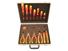 EURO 1000V Insulated Tool Kit