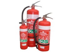 Extreme Safety's range of Fire Extinguishers
