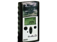 GasBadge single gas monitors