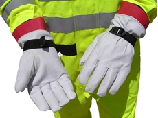 Leather Outer Barrier Gloves