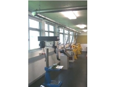 Ezi-Duct supplies products for Cabramatta High School's dust extraction system