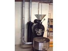 Ezi-Duct modular steel ducting installed for Victorian coffee roaster