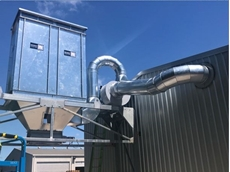 eCono 15000 18.5kW dust collector