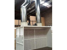 The customer sought Ezi-Duct equipment to address air quality issues at their Sydney factory