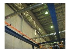 Aluminium trim extraction system