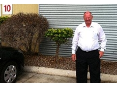 Stuart Brown, Manager of Ezi-Duct Queensland