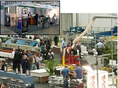 Ezi-Duct getting ready for the 2014 AWISA Exhibition