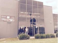 Ezi-Duct's new factory in Dandenong, Victoria