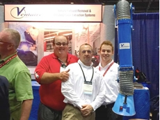 Ezi-Duct displayed their Australian made products with their USA agents at the AHR Expo