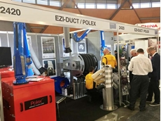 Ezi-Duct and Polex at NMW