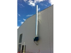 Ezi-Duct supplies equipment for dust and fume extraction systems for Mackay Coal testing facility