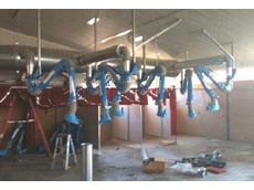 Ezi-Duct supplies Dubbo Technical Trade Centre with fume extraction system equipment