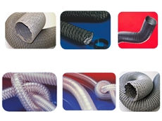 Flexible Ducting PVC Piping