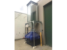 Ezi-Duct eCono 6000 HRV outdoor dust collector