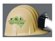 Cordless mining cap lamp