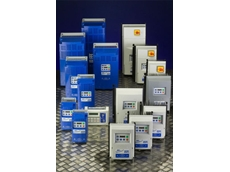 Lenze SMV drive range