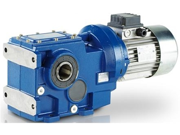 Bevel Helical, Helical, Worm and Shaft Mounted Geared Motors and Gearboxes