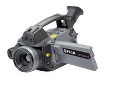 FLIR GF320 thermal camera offers reliable gas leak detection in biogas facilities