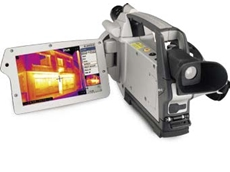 ThermaCAM P640 infrared cameras