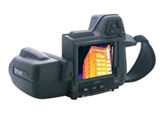 FLIR T400bx Series thermal imaging camera