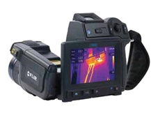 FLIR T600bx thermal imaging camera