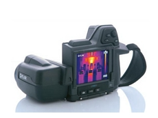 FLIR T440 thermal imaging cameras for excellent ergonomics and extensive communication possibilities