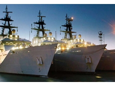 VTIS uses a FLIR infrared camera to detect mechanical, electrical and electronic faults on Royal Navy ships