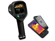 A bonus FLIR ONE unit with the purchase of a FLIR K40 or K50 thermal imaging camera