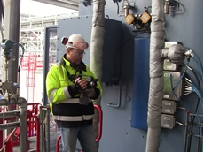 FLIR optical gas imaging camera helps improve environment and safety at Borealis Stenungsund